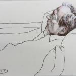 La siesta de Papa'